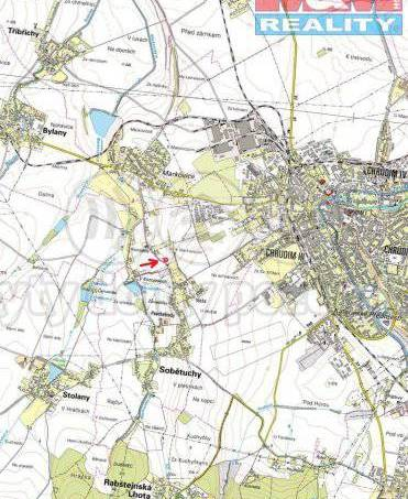 Prodej pozemku, Sobětuchy, foto 1 Reality, Pozemky | spěcháto.cz - bazar, inzerce