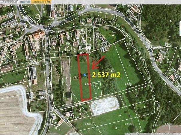 Prodej pozemku, Hněvnice, foto 1 Reality, Pozemky | spěcháto.cz - bazar, inzerce