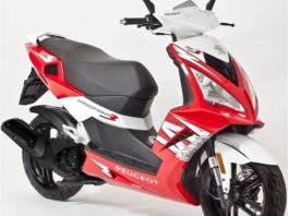 Peugeot  Speedfight III 125, barva červená , Auto – moto , Motocykly a čtyřkolky  | spěcháto.cz - bazar, inzerce zdarma