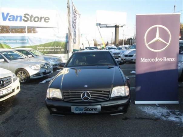 Mercedes-Benz Třída SL SL 600, foto 1 Auto – moto , Automobily | spěcháto.cz - bazar, inzerce zdarma