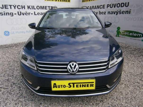 Volkswagen Passat 2.0 TDI CR, 1. Majitel, Serviska , foto 1 Auto – moto , Automobily | spěcháto.cz - bazar, inzerce zdarma
