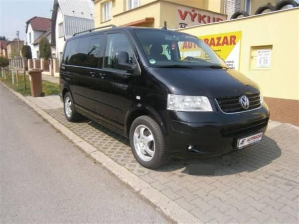 Volkswagen Multivan T5 2,5 TDI 128 KW, foto 1 Auto – moto , Automobily | spěcháto.cz - bazar, inzerce zdarma