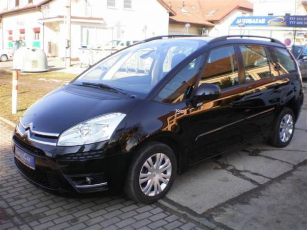 Citroën C4 Picasso 1.6 e-HDI-DIGIKLIMA***7 MÍST**, foto 1 Auto – moto , Automobily | spěcháto.cz - bazar, inzerce zdarma