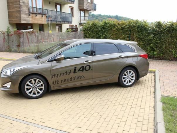 Hyundai i40 Hyundai i40 WG 1,7 CRDi 100kW Experience Success, foto 1 Auto – moto , Automobily | spěcháto.cz - bazar, inzerce zdarma