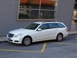Mercedes-Benz Třída E 220 T CDI Executive , Auto – moto , Automobily  | spěcháto.cz - bazar, inzerce zdarma