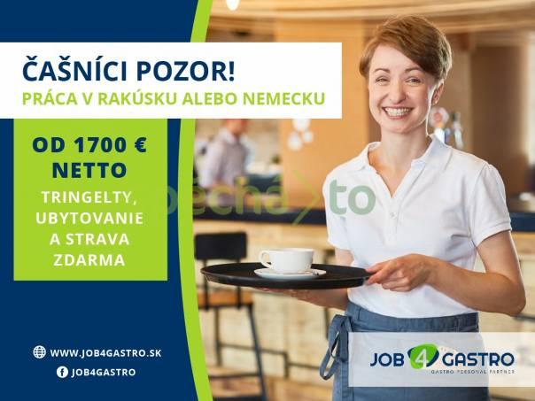 Obsluha, foto 1 Nabídka práce, Práce v zahraničí   spěcháto.cz - bazar, inzerce zdarma
