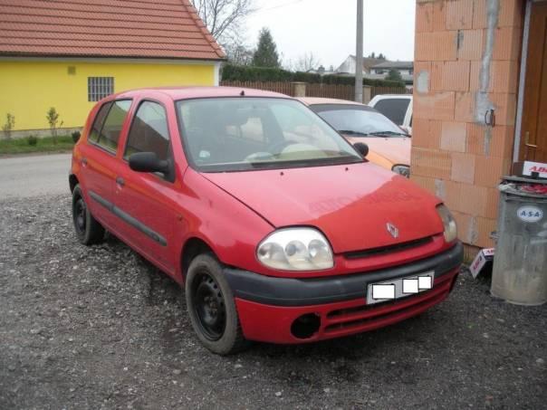 Renault Clio 1.9 D RN, foto 1 Auto – moto , Automobily | spěcháto.cz - bazar, inzerce zdarma