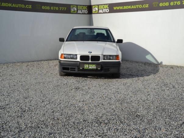 BMW Řada 3 316i,ČR,1.maj.,Serv.kn., foto 1 Auto – moto , Automobily | spěcháto.cz - bazar, inzerce zdarma