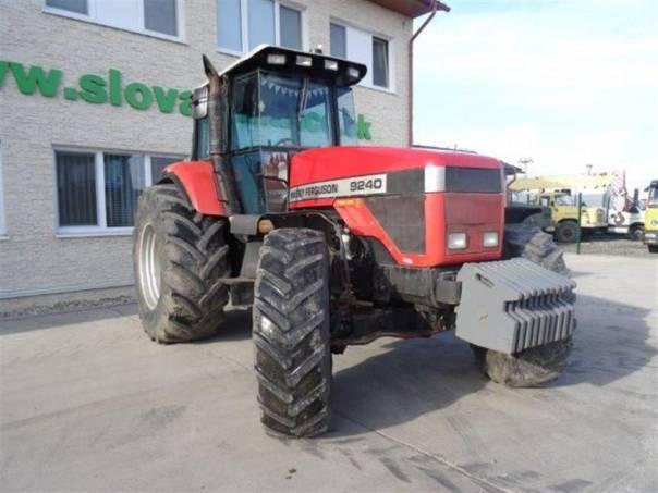 MASSEY FERGUSON 9240 4x4 >vin 121, foto 1 Pracovní a zemědělské stroje, Zemědělské stroje | spěcháto.cz - bazar, inzerce zdarma