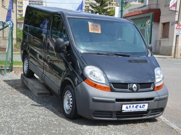 Renault Trafic 1.9 DCi skříň, foto 1 Užitkové a nákladní vozy, Do 7,5 t | spěcháto.cz - bazar, inzerce zdarma