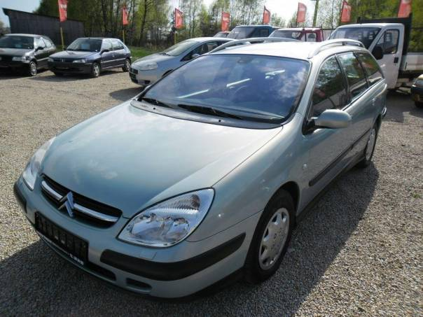 Citroën C5 2.0 Hdi Break, foto 1 Auto – moto , Automobily | spěcháto.cz - bazar, inzerce zdarma