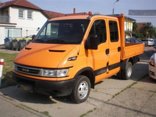 Iveco Daily 2,3*VALNÍK*7 MÍST*TAŽNÉ*3500KG, foto 1 Užitkové a nákladní vozy, Do 7,5 t | spěcháto.cz - bazar, inzerce zdarma