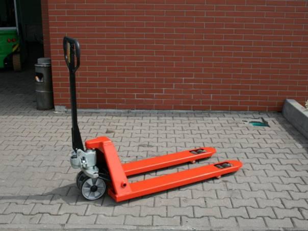 Paletizační vozík SASPARTS TP 25/1150 (308255), foto 1 Pracovní a zemědělské stroje, Vysokozdvižné vozíky | spěcháto.cz - bazar, inzerce zdarma