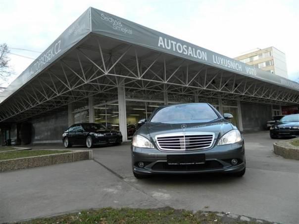 Mercedes-Benz Třída S S 420 CDI TOP STAV+VÝBAVA,AMG, foto 1 Auto – moto , Automobily | spěcháto.cz - bazar, inzerce zdarma