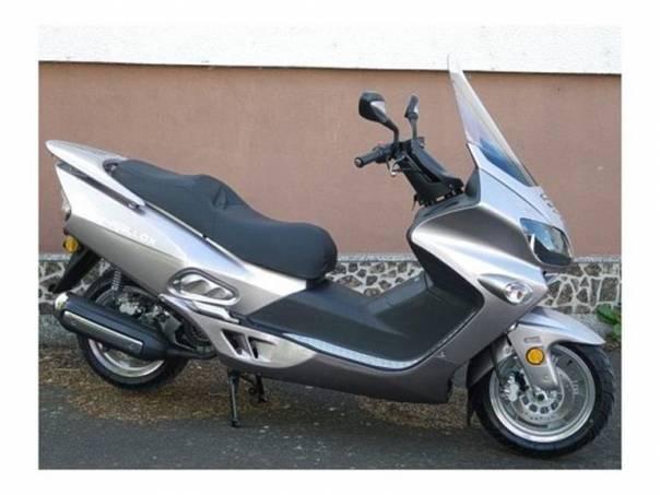 Znen ZN ZNEN 125ccm ROAR II, foto 1 Auto – moto , Motocykly a čtyřkolky | spěcháto.cz - bazar, inzerce zdarma