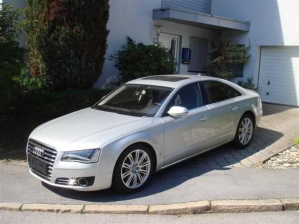 Audi A8 4.2 TDI quattro 2xkamera, foto 1 Auto – moto , Automobily | spěcháto.cz - bazar, inzerce zdarma