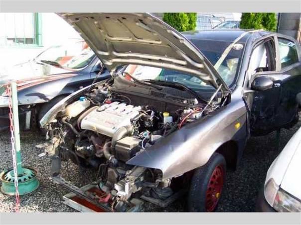Alfa Romeo 147 ND z těchto aut r.v., foto 1 Náhradní díly a příslušenství, Ostatní | spěcháto.cz - bazar, inzerce zdarma
