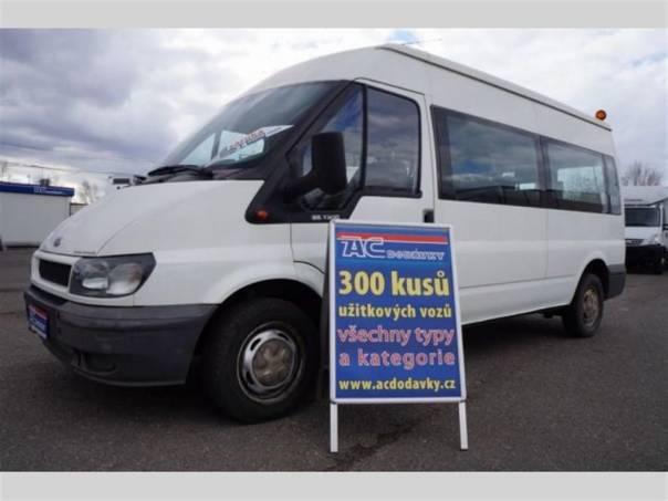 Ford Transit 85T 300 TDDI L3H2 9 míst, foto 1 Užitkové a nákladní vozy, Autobusy | spěcháto.cz - bazar, inzerce zdarma