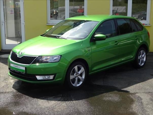 Škoda  1.6 TDi Elegance Plus Fresh  Spaceback, foto 1 Auto – moto , Automobily | spěcháto.cz - bazar, inzerce zdarma