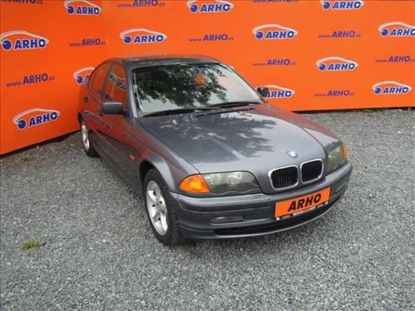 BMW Řada 3 2.0 320d 100 kW AUT.KLIMA AUTOMAT, foto 1 Auto – moto , Automobily | spěcháto.cz - bazar, inzerce zdarma