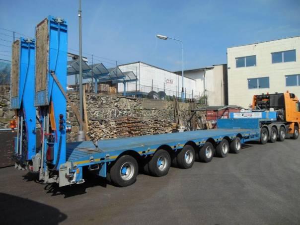 6.SOU-4H-1N,85.000 KG, foto 1 Užitkové a nákladní vozy, Přívěsy a návěsy | spěcháto.cz - bazar, inzerce zdarma