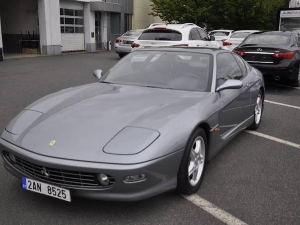 Ferrari F456 M GT po renovaci, foto 1 Auto – moto , Automobily | spěcháto.cz - bazar, inzerce zdarma