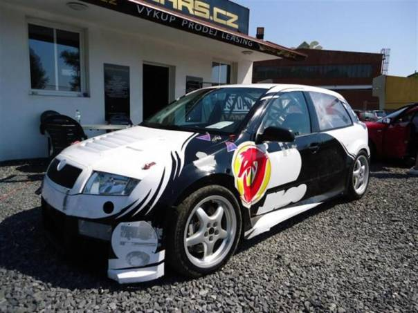 Škoda Fabia RS 1.9TDI - závodní speciál, foto 1 Auto – moto , Automobily   spěcháto.cz - bazar, inzerce zdarma