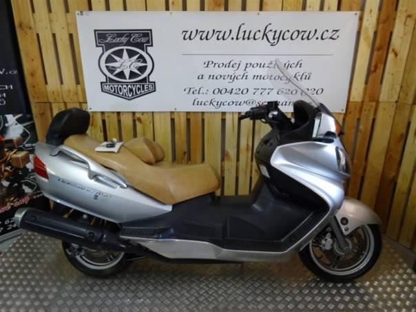 Suzuki AN Burgman 650, foto 1 Auto – moto , Motocykly a čtyřkolky | spěcháto.cz - bazar, inzerce zdarma