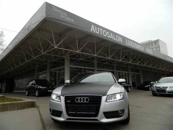 Audi A5 Sortback 3.0 TDi Quattro, foto 1 Auto – moto , Automobily | spěcháto.cz - bazar, inzerce zdarma