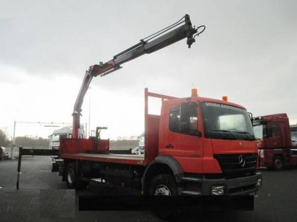 Mercedes-Benz  Axor 1829 K, hydr. ruka, foto 1 Užitkové a nákladní vozy, Nad 7,5 t | spěcháto.cz - bazar, inzerce zdarma