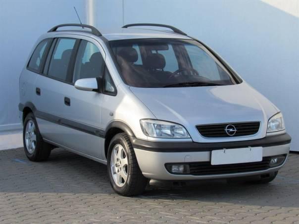 Opel Zafira  2.0 DTi, Serv.kniha, foto 1 Auto – moto , Automobily | spěcháto.cz - bazar, inzerce zdarma