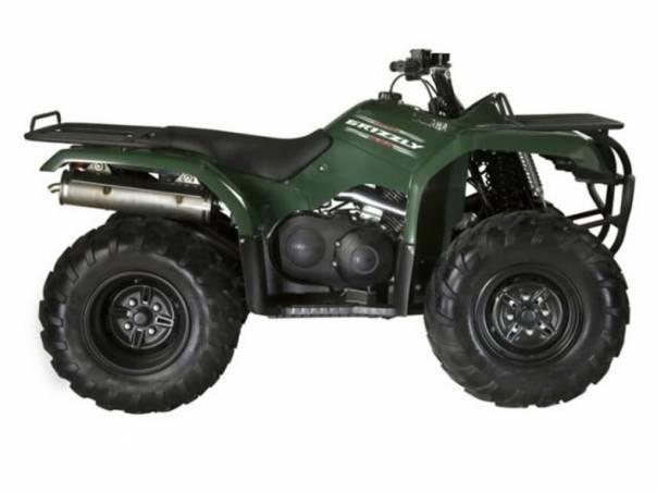 Grizzly 350 4WD /DOKLADY COC, foto 1 Auto – moto , Motocykly a čtyřkolky | spěcháto.cz - bazar, inzerce zdarma