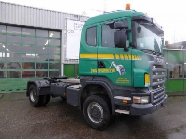 Scania  R 420  4x4 sklápěcí hydraulika  EUR, foto 1 Užitkové a nákladní vozy, Nad 7,5 t | spěcháto.cz - bazar, inzerce zdarma