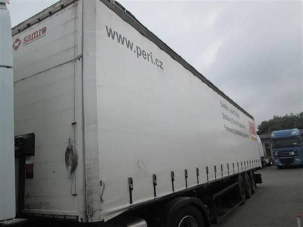 Samro, foto 1 Užitkové a nákladní vozy, Přívěsy a návěsy | spěcháto.cz - bazar, inzerce zdarma