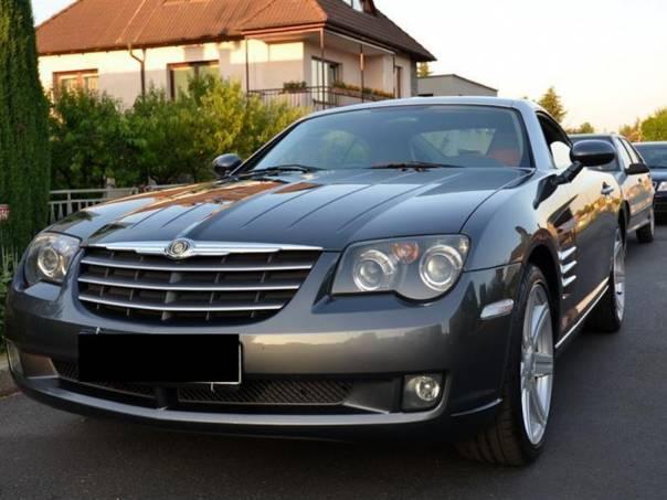 Chrysler Crossfire TOP STAV!!! klima,kůže,3.2V6,160kW,manual, foto 1 Auto – moto , Automobily | spěcháto.cz - bazar, inzerce zdarma