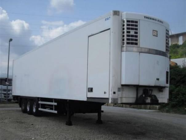 Lamberet  S 51, foto 1 Užitkové a nákladní vozy, Přívěsy a návěsy | spěcháto.cz - bazar, inzerce zdarma