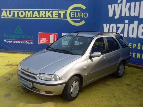 Fiat Palio 1.6 16v EKO ZAPL., foto 1 Auto – moto , Automobily | spěcháto.cz - bazar, inzerce zdarma