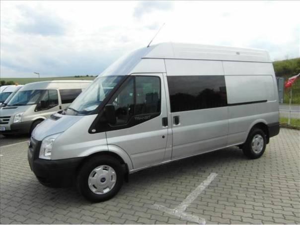 Ford Transit 2,2 125L350 6 míst klima temp., foto 1 Užitkové a nákladní vozy, Do 7,5 t | spěcháto.cz - bazar, inzerce zdarma