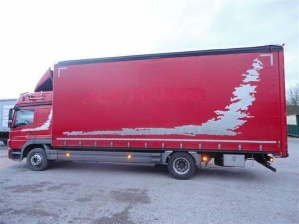 ATEGO  1229 plachta, foto 1 Užitkové a nákladní vozy, Nad 7,5 t | spěcháto.cz - bazar, inzerce zdarma