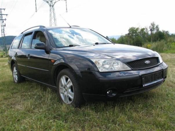 Ford Mondeo 2,0 TDCi Ghia 96Kw, foto 1 Auto – moto , Automobily | spěcháto.cz - bazar, inzerce zdarma