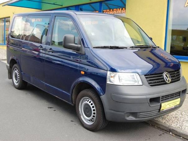 Volkswagen Transporter 2.5 Tdi 4x4 9 míst KLIMA, foto 1 Užitkové a nákladní vozy, Autobusy | spěcháto.cz - bazar, inzerce zdarma