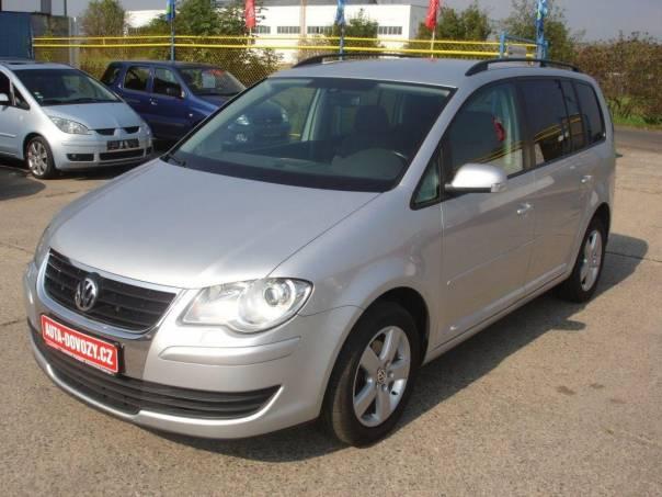 Volkswagen Touran 2.0 United EcoFuel (CNG), foto 1 Auto – moto , Automobily | spěcháto.cz - bazar, inzerce zdarma