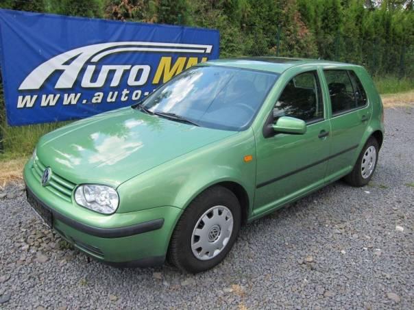 Volkswagen Golf 1.4 Comfortline, foto 1 Auto – moto , Automobily | spěcháto.cz - bazar, inzerce zdarma