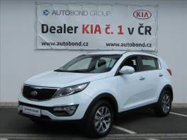 Kia Sportage 1,7 CRDi TOP edition