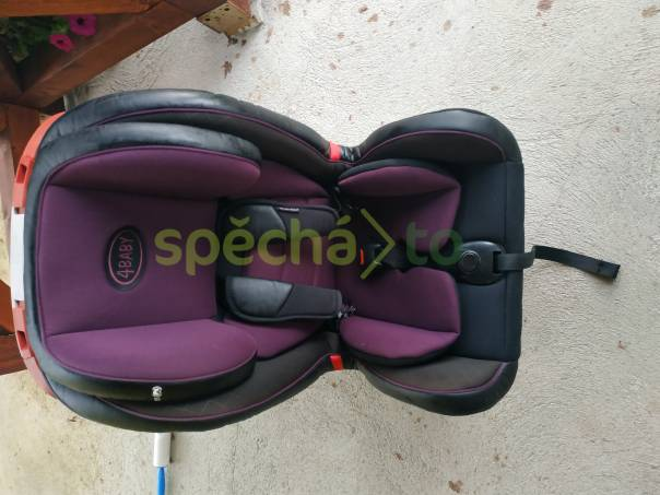 Autosedacka 4baby fly-fix 9-36 kg, foto 1 Pro děti, Autosedačky | spěcháto.cz - bazar, inzerce zdarma