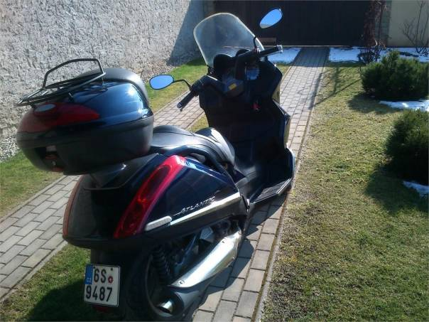 Aprilia Atlantic atlantic 500, foto 1 Auto – moto , Motocykly a čtyřkolky | spěcháto.cz - bazar, inzerce zdarma