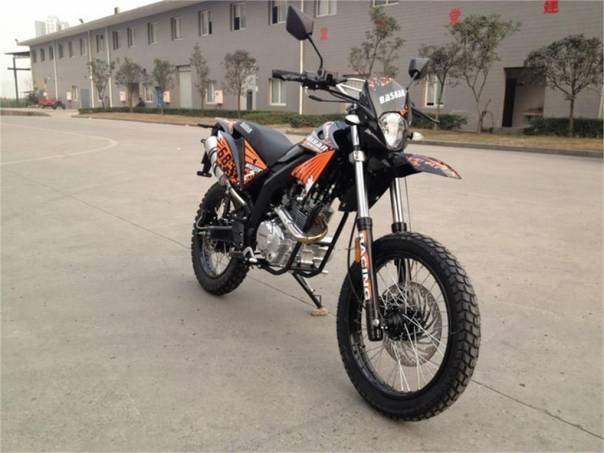 Bashan BS125S Enduro 125, foto 1 Auto – moto , Motocykly a čtyřkolky | spěcháto.cz - bazar, inzerce zdarma