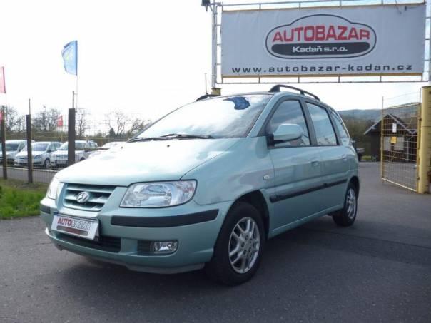 Hyundai Matrix 1,5CRDi  KLIMA, foto 1 Auto – moto , Automobily | spěcháto.cz - bazar, inzerce zdarma