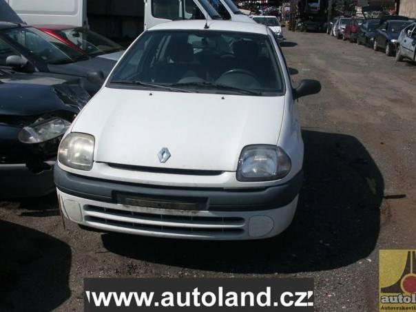Renault Clio 1,4, foto 1 Náhradní díly a příslušenství, Ostatní | spěcháto.cz - bazar, inzerce zdarma