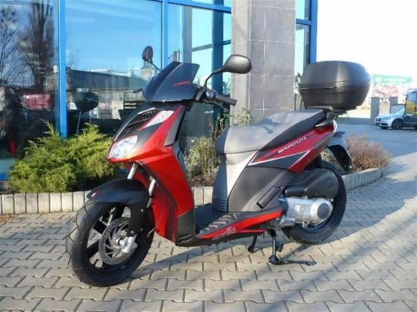 Sportcity Cube 125 SKALDEM, foto 1 Auto – moto , Motocykly a čtyřkolky | spěcháto.cz - bazar, inzerce zdarma